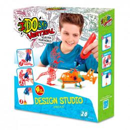 3D-ручка «I Do 3D Vertical» 4 шт