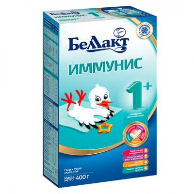 Смесь сухая молочная «Беллакт» Иммунис 1+ с 0 до 6 месяцев (400 г)