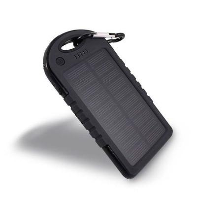 Power Bank Xiaomi Mi 16800 mAh НА СОЛНЕЧНЫХ БАТАРЕЯХ