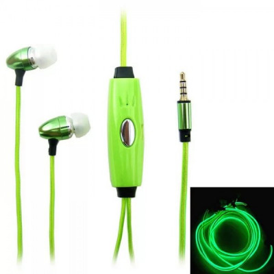 Наушники Lighted Earphone