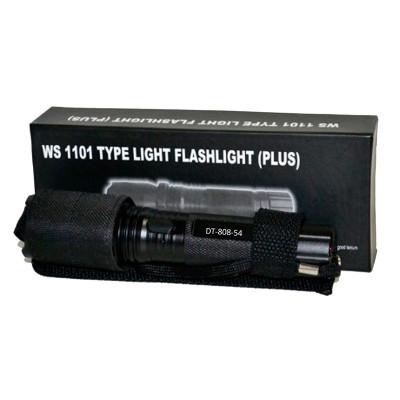 Электрошокер-фонарь 1101 Plus